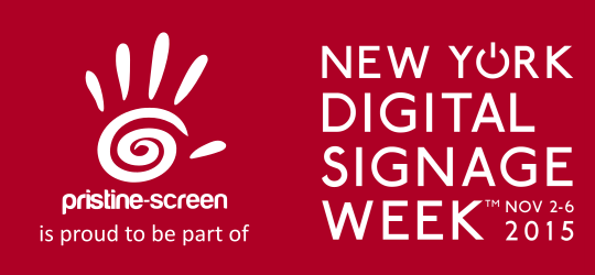 Service and Support Ltd proud to be part of New York Digital Signage Week